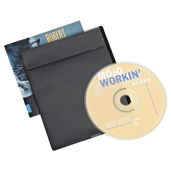 DiscSox CD Pro Sleeves Pkg/25