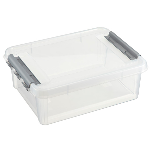 Large Smart Store Tote Translucent
