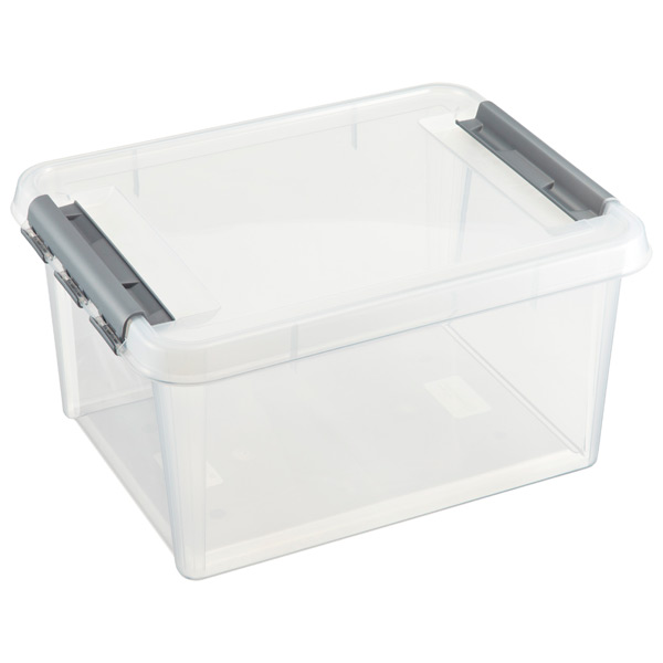 X-Large Smart Store Tote Translucent