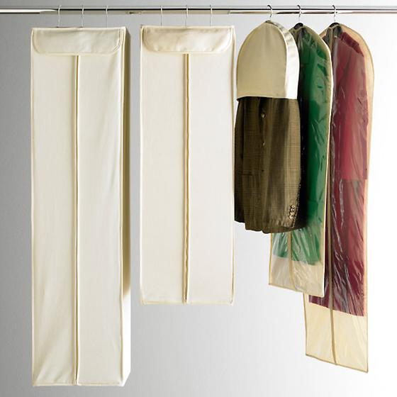 Natural Cotton Hanging Storage Bags