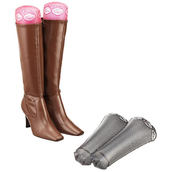 Inflatable Boot Shapers
