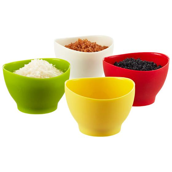 4-Piece Pinch Bowl Set