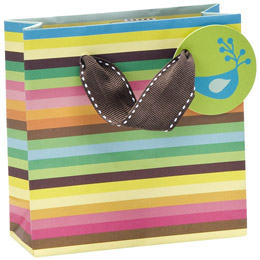 Mini Libertine Stripe Gift Tote
