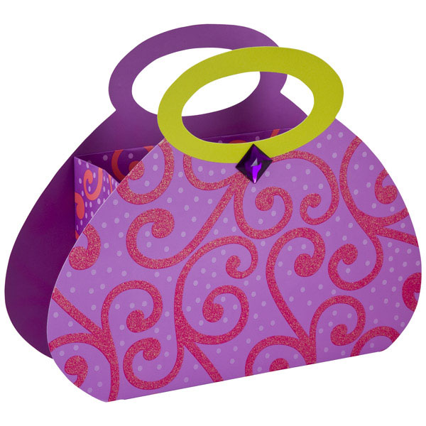 Small Hand Toss Purse Tote