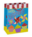 Pinwheel Party Gift Tote