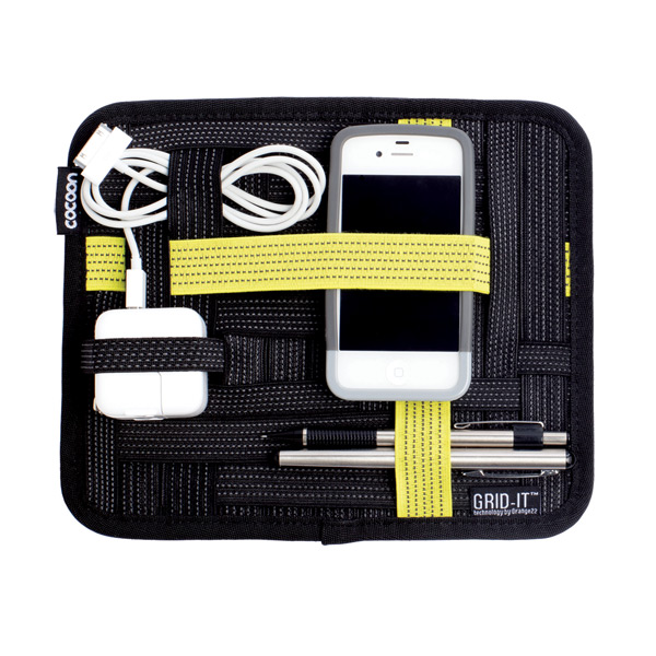 Travel GRID-IT! Organizer Black