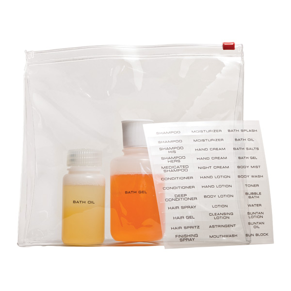 Personal Care Adhesive Labels