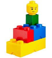 Large LEGO® Storage Brick