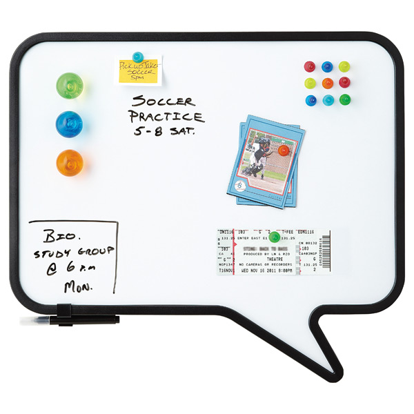 Talk Bubble Magnetic Board by Umbra®