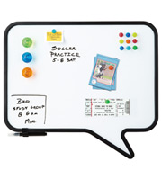 Talk Bubble Magnetic Board by Umbra&reg;