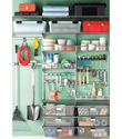 Platinum elfa utility Garage Storage