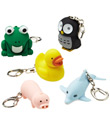 Novelty LED Key Chains