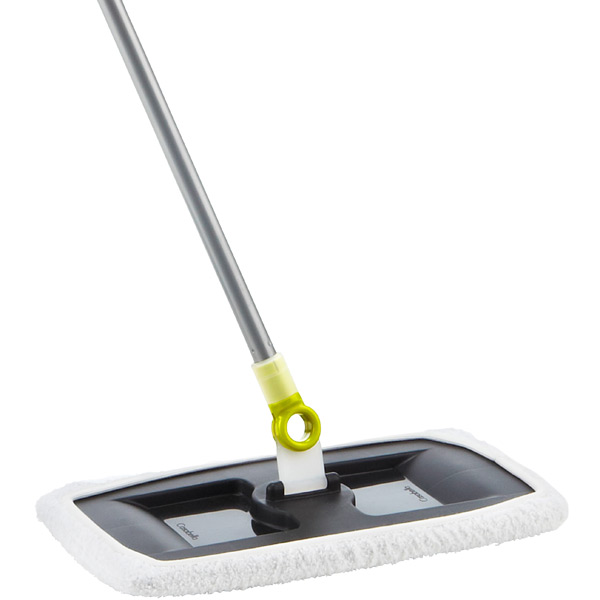 Lime Swivel-It Terri Floor Duster by Casabella