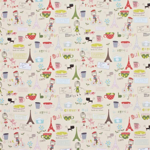 Wrap Sheets Paris Pkg/2