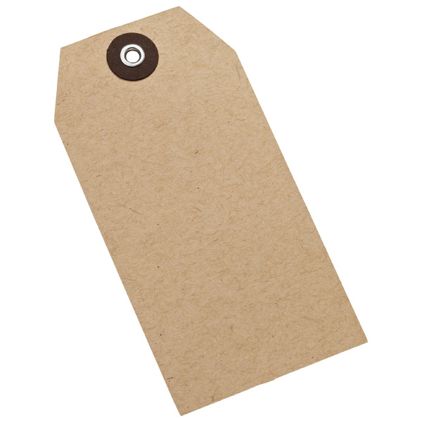 Gift Tags Paper Bag/Chocolate Pkg/5