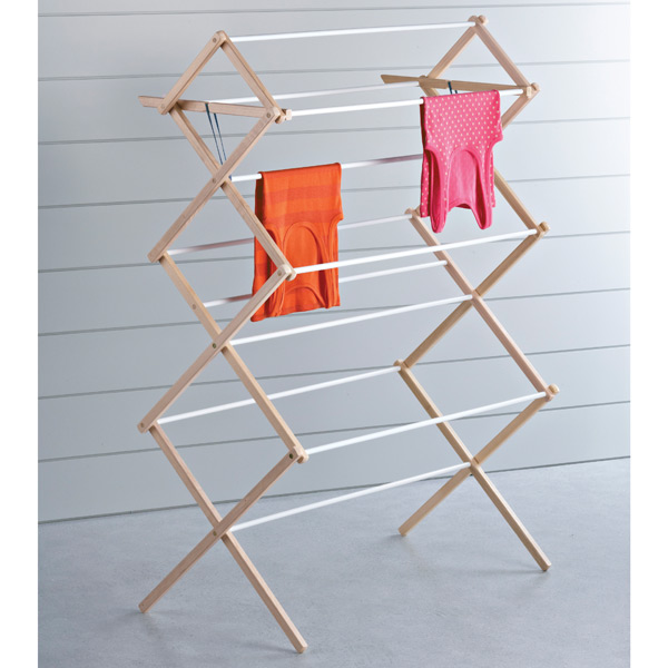 Wood Dowel Drying Racks