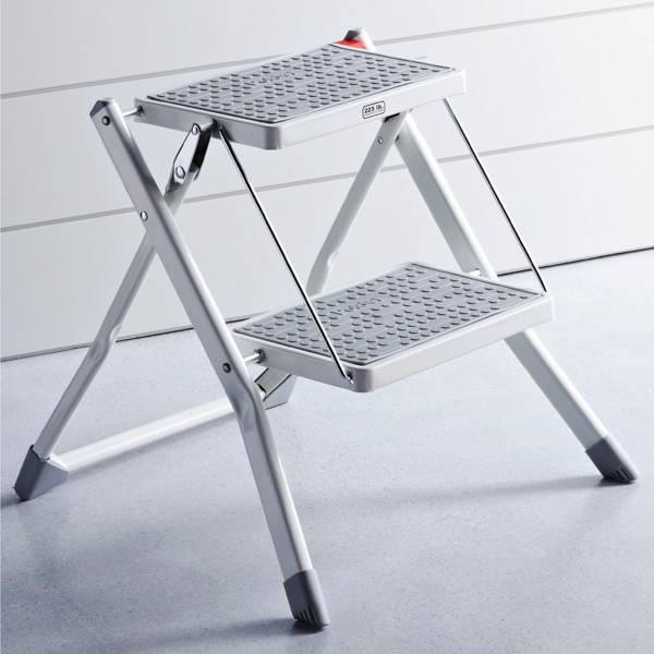 Foldable Metal Step Stool