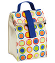Dots Insulated Lunch Sack
