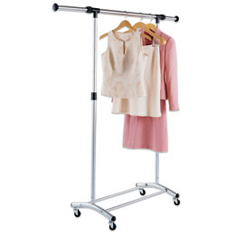 Folding Commercial Garment Rack Play