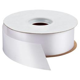 White Bulk Satin Ribbon