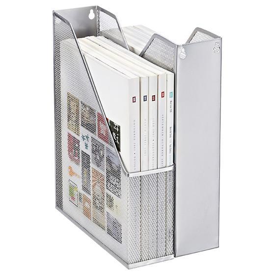 Silver Mesh Magazine File