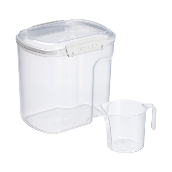 2.6 qt. Klip-It Bakery 2.4 ltr.