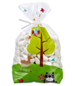 Forest Friends Cellophane Bags