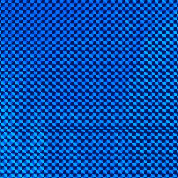 Large Holographic Gift Bag Blue