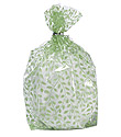 Sage Leaf Cellophane Bags