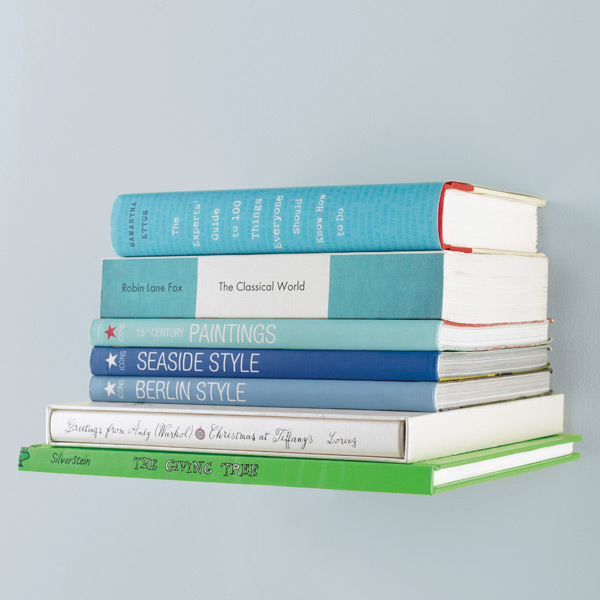 Conceal Book Shelves by Umbra®