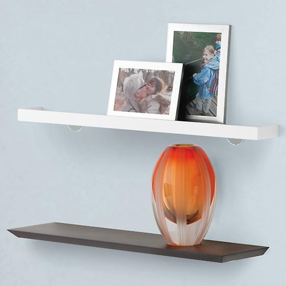Espresso Profile Shelves