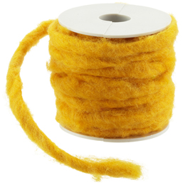 Yellow Wool Wire