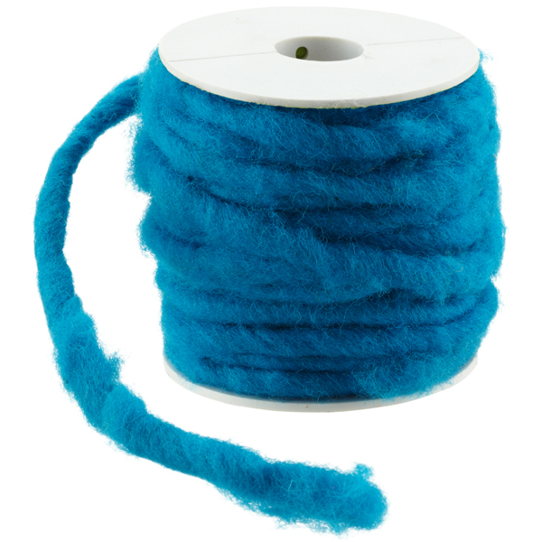 Turquiose Wool Wire