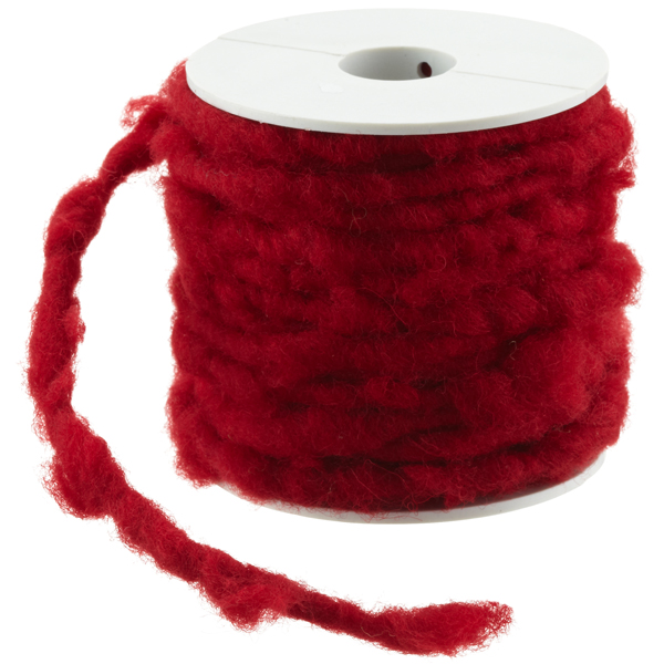 Red Wool Wire