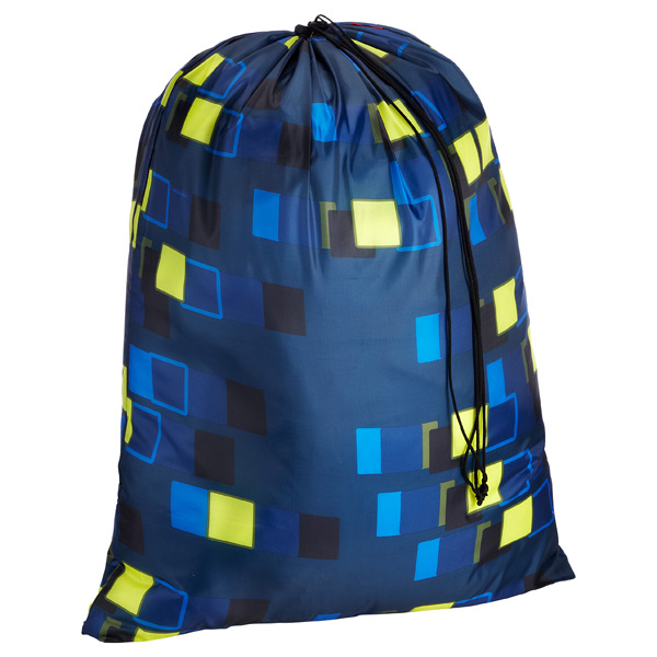 reisenthel Laundry Bag Blue Pixel