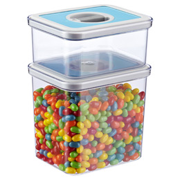 Rectangle Perfect Seal Canisters