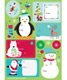 Gift Labels & Stickers Funtime Pkg/3