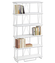 Wendel 6-Shelf Bookcase