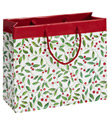 Large Leaves & Berries Gift Tote