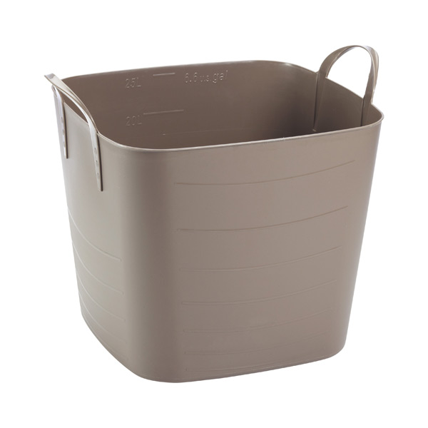 Medium Life Bin Clay