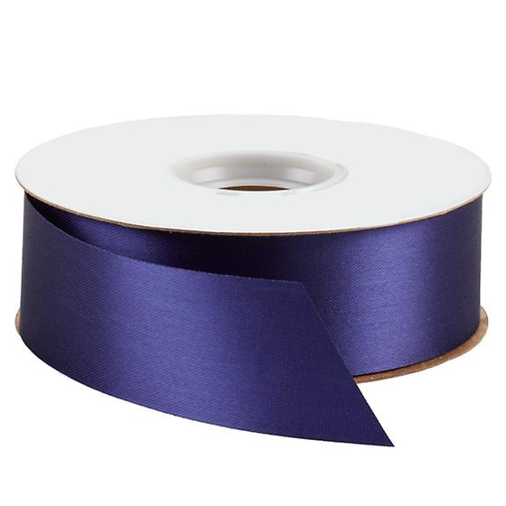 Navy Bulk Satin Ribbon