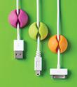 CableDrop™ Cord Clips