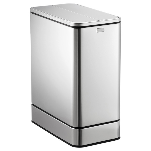 simplehuman 12.6 gal. Butterfly Sensor Can Stainless
