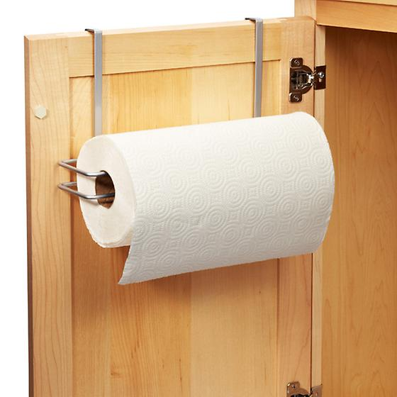 Polytherm Overcabinet Paper Towel Holder The Container Store