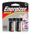 Energizer C Batteries Pkg/2