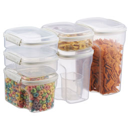 Klip-It Bakery Food Storage