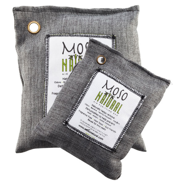 Moso Bamboo Charcoal Bags