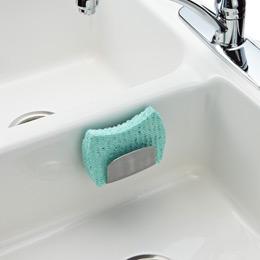 SteeL Suction Sink Basket