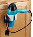Overcabinet Hairdryer Holder