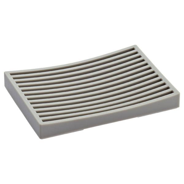Silicone Soap Dish Grey